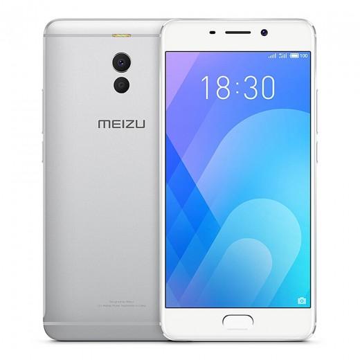 Meizu M6 Note 5.5 Inch 4G LTE Smartphone Snapdragon 625 3GB 32GB Dual Rear Camera 4000mAh Fast Charge