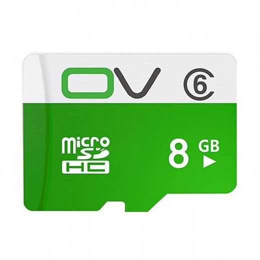 OV 64GB Micro SD Green