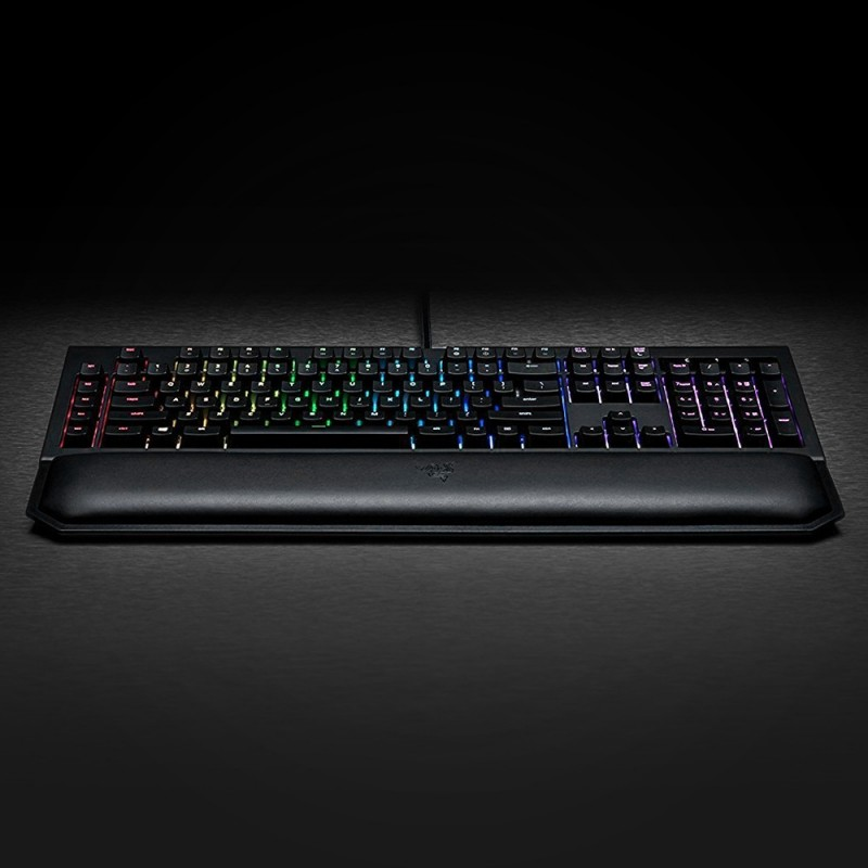 Razer BlackWidow Chroma V2 RGB Wired Mechanical Keyboard