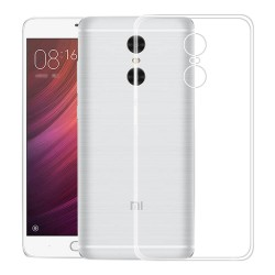 Soft Case Back Cover Ultra-thin Protective Phone Shell For Redmi Note 4X - Transparent