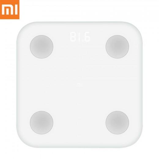[International Version] Xiaomi Bluetooth 4.0 Body Fat Scale - White