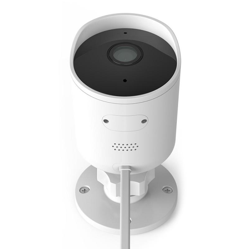 yi outdoor security camera cloud cam wireless ip 1080p. Black Bedroom Furniture Sets. Home Design Ideas
