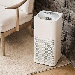[International Version]Original Xiaomi Mi Air Purifier 2 Real-time AQI Smart Air Cleaner -White