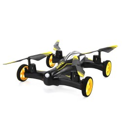 JJRC H23 2.4G 4CH 3D Flip One Key Return RC Quadcopter - Yellow