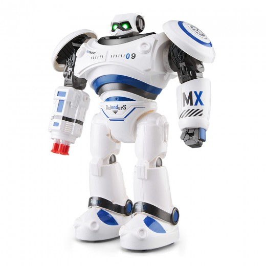 JJRC R1 Defenders Files Programmable Remote Control Intelligent RC Robot