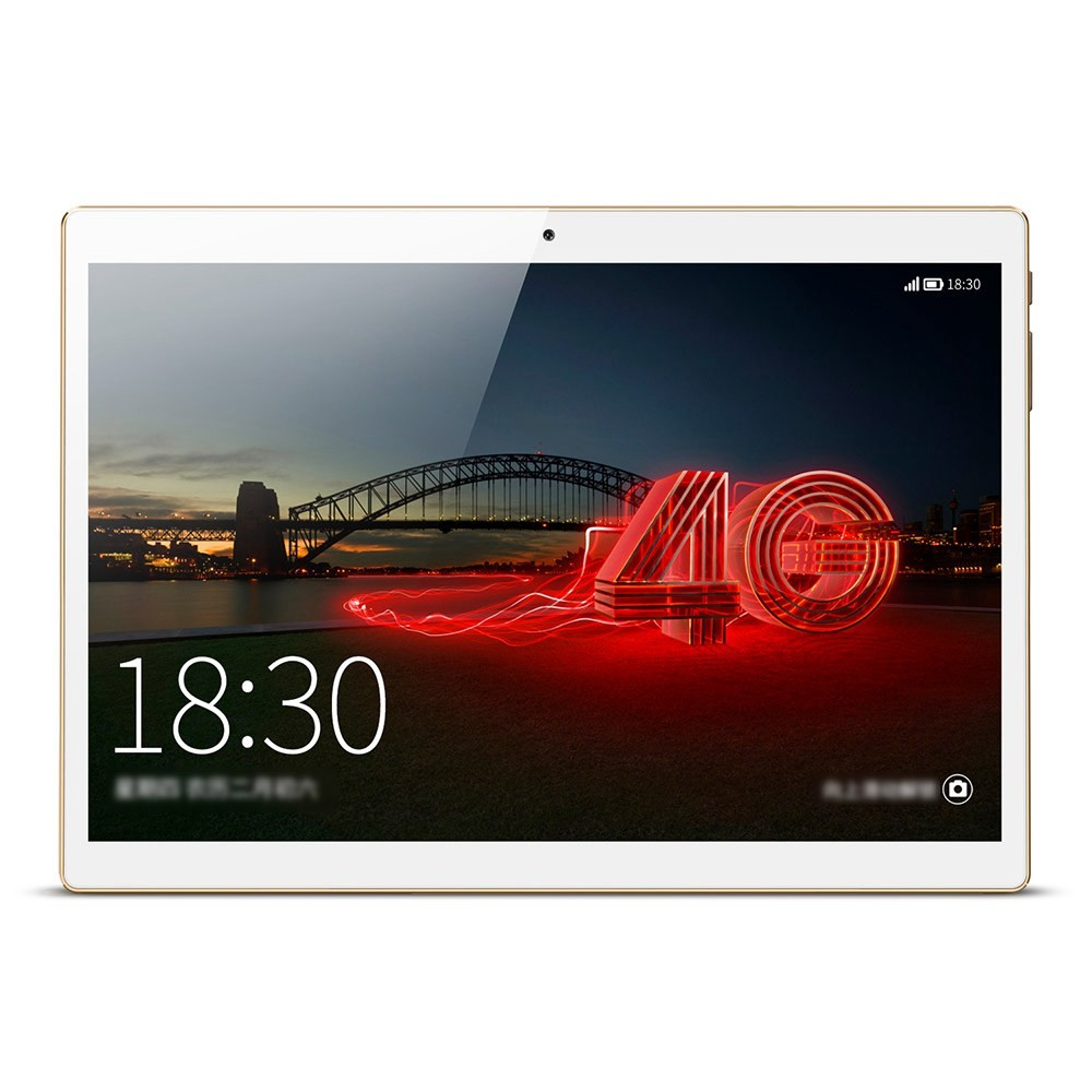 Onda V10 4G Phablet 10.1 inch Android 7 2GB/32GB MTK6753 Quad Core 1.3GHz IPS Screen 1920*1200 - Gold