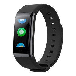 Original Huami Amazfit Cor MiDong Smart Bracelet 5ATM Waterproof 2.5D Color IPS Touch Screen 316L Stainless Steel Frame