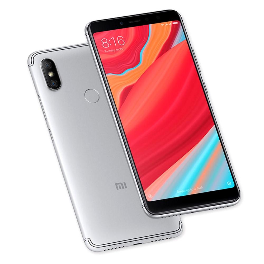 Xiaomi Redmi S2 Mobile Phone 3GB 32GB- Gray (Global Version)