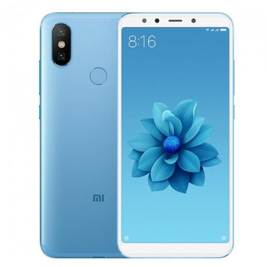 Xiaomi Mi A2 5.99 Inch 4/6GB RAM 32/64/128GB ROM (Global Version)