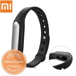 Original Xiaomi Mi Band Pulse 1S Heart Rate Smartband- Black