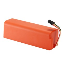 Replacing Li Battery 5200mAh Li Battery for Xiaomi Vacuum Cleaner 2 - Orange