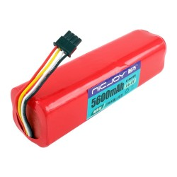 Replacing Li-Polymer Battery for Xiaomi Vacuum Cleaner 5600mAh  Li Battery - Red