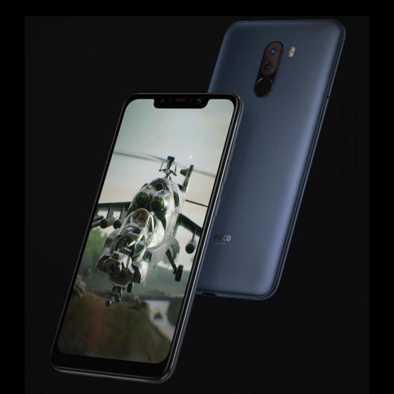 Xiaomi Pocophone F1 6 18 Inch 4G LTE 6GB RAM 64/128GB ROM