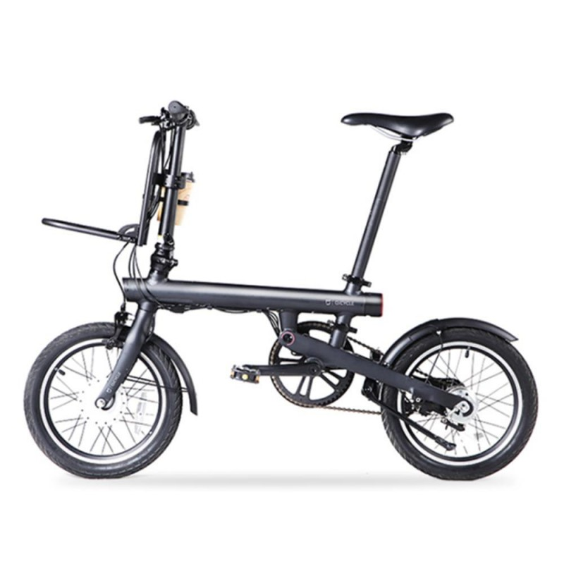 Xiaomi Qicycle Smart Bike Faltbares Schutzblech Schwarz