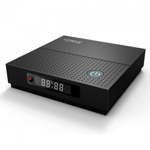 VORKE Z6 Plus Android 7.1.2 Amlogic S912 TV BOX 3GB/32G KODI 1000M LAN