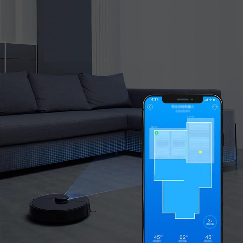 Xiaomi Roborock S55 Robot Vacuum Cleaner 2 - GEEKMAXI COM