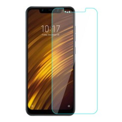 Tempered Glass Film for Xiaomi Pocophone F1 0.33mm 2.5D Explosion-proof Membrane - Transparent