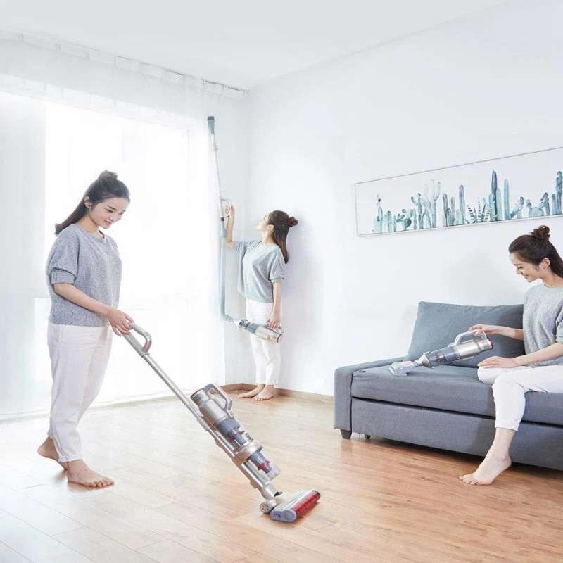 xiaomi jimmy jv71 anti acaroid vertical wireless vacuum cleaner geekmaxi com. Black Bedroom Furniture Sets. Home Design Ideas