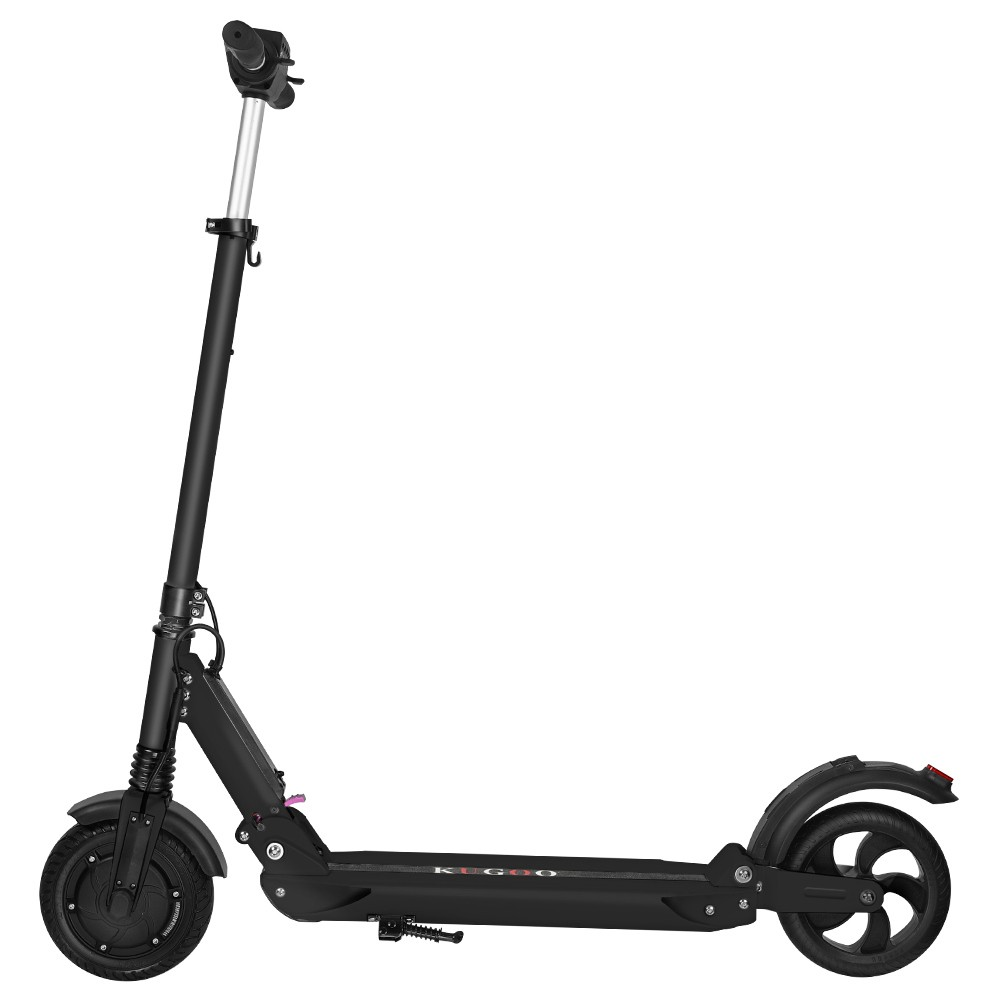 KUGOO S1 LCD Display Foldable Electric Scooter