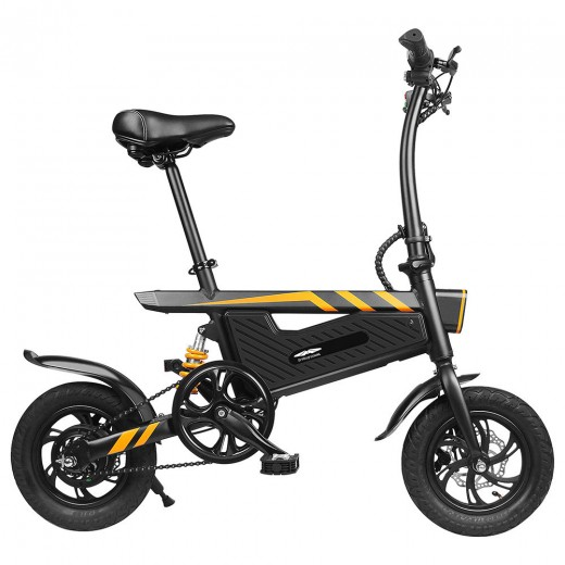 FreeAurora ZiYouJiGuang T18 Foldable Moped E-Bike (EU Version)