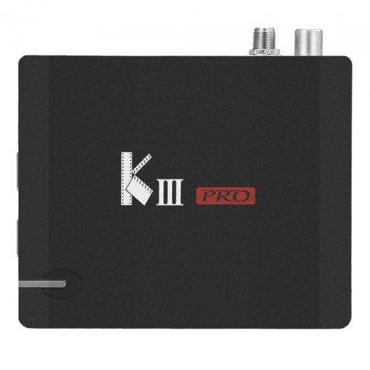 MECOOL KIII PRO 3GB / 16GB TV BOX - EU plug