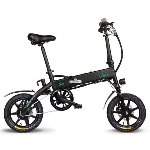 FIIDO D1 Foldable Electric Moped Bike