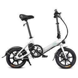 FIIDO D3 Foldable Electric Moped Bike