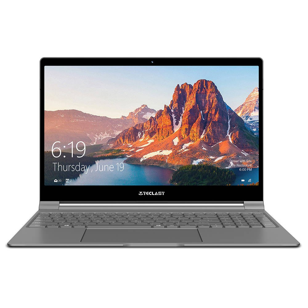Teclast F15 Laptop 8GB RAM 256GB SSD - Gray