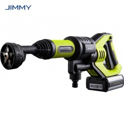 Xiaomi JIMMY JW31 Lightweight Cordless Pressure Washer - Black