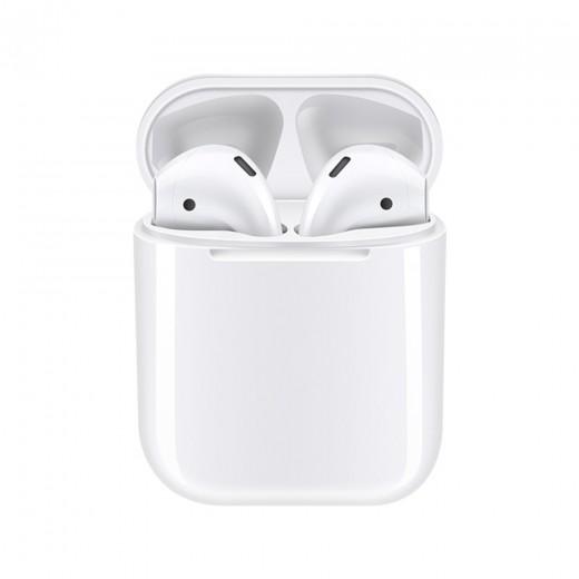i12 TWS Bluetooth 5.0 Earbuds- Standard Edition