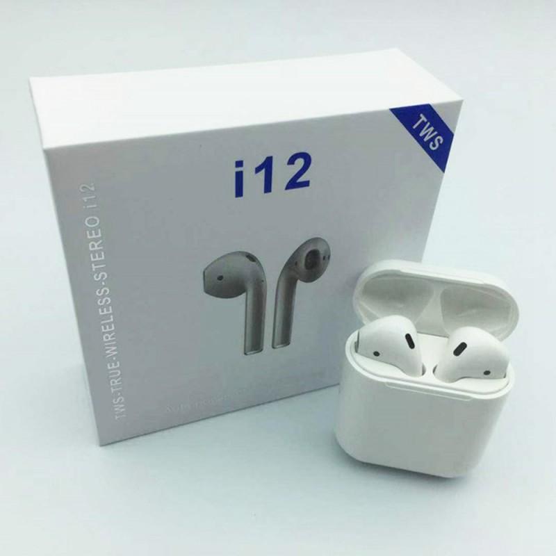I12 Tws Bluetooth 5 0 Earbuds Standard Edition Geekmaxi Com