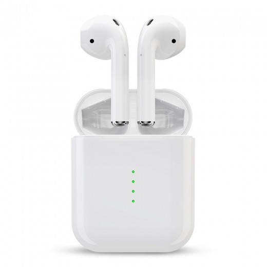 i10 TWS Bluetooth V5.0 Touch Binaural Earbuds Stereo In-ear Earphone With Charging base
