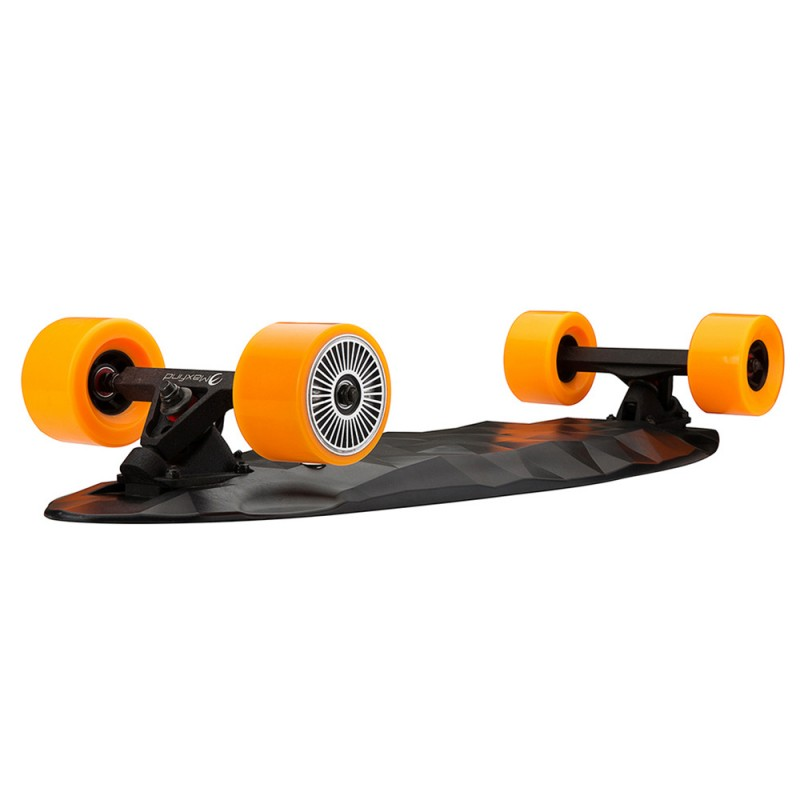 Maxfind Max 2 Longboard Electric Skateboard Single Motor  GEEKMAXI.COM