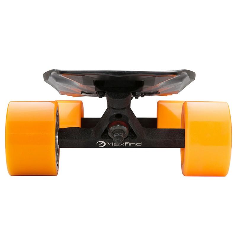 Maxfind Max 2 Longboard Electric Skateboard Single Motor  GEEKMAXI.COM