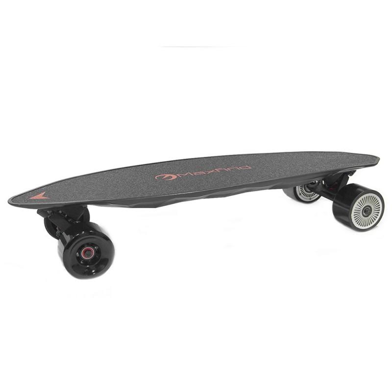 Maxfind Max 2 Longboard Electric Skateboard  Dual Motor  GEEKMAXI.COM