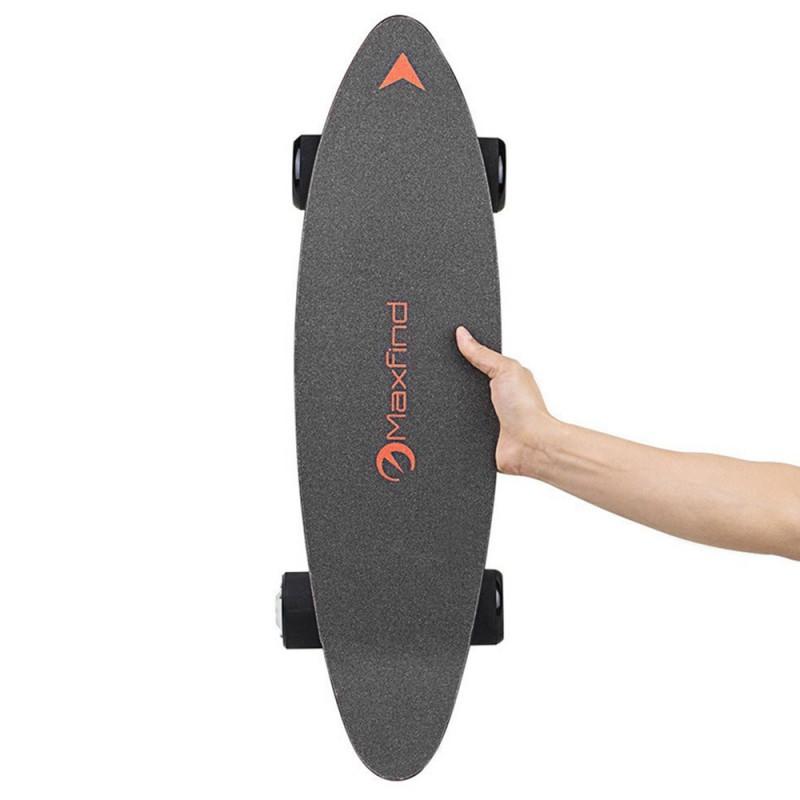 Maxfind MAX C 27inch mini board Electric Skateboard Penny Board With Wireless Remote Controller