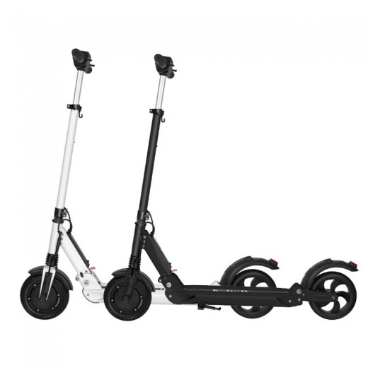 2PCS KUGOO S1 LCD Display Foldable Electric Scooter