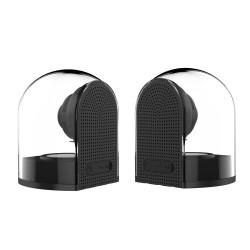 OVEVO D18 3D Altavoces Bluetooth 4.2 Imantados