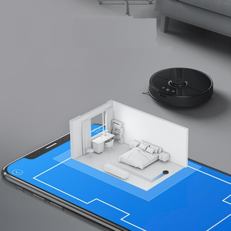 Xiaomi Roborock S50 Cleaning Robot 2 Vacuum Cleaner EU Version