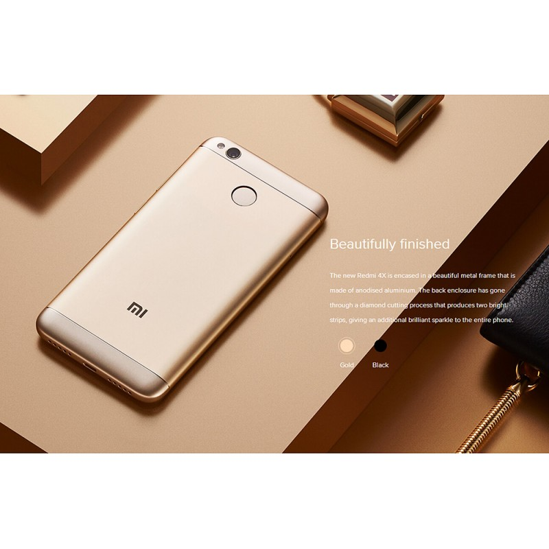 Xiaomi Redmi 4x 5 Quot 16gb Snapdragon 435 Global Version