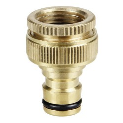 Original Tap connector for Xiaomi JIMMY JW31 Cordless Pressure Washer - Gold