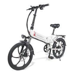 Samebike 20LVXD30 Portable Folding Smart Electric Moped Bike