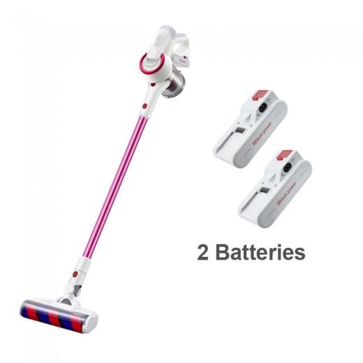 Xiaomi JIMMY JV53 Plus Lightweight Cordless Vacuum Cleaner(Twin Battery)