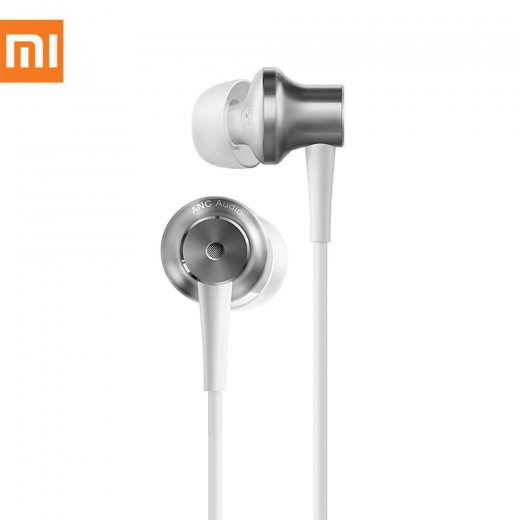Original Xiaomi ANC Earphones Hybrid Type-C Charging-Free Mic Line Control for Xiaomi Mi6 MIX Note2 Mi5s /Plus Mi5