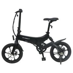 ONEBOT S6 opvouwbare elektrische fiets 250W motor Max 25km/h 6.4 Ah batterij