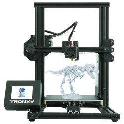 TRONXY XY-2 3.5'' Full Color Touch Screen 3D Printer