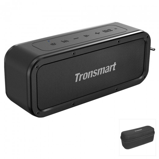 Tronsmart Element Force 40W Bluetooth Speaker With Carrying Case