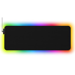 Tronsmart Spire RGB Cloth Soft Extended Gaming Mouse Pad Mat with Micro-textured Cloth Surface