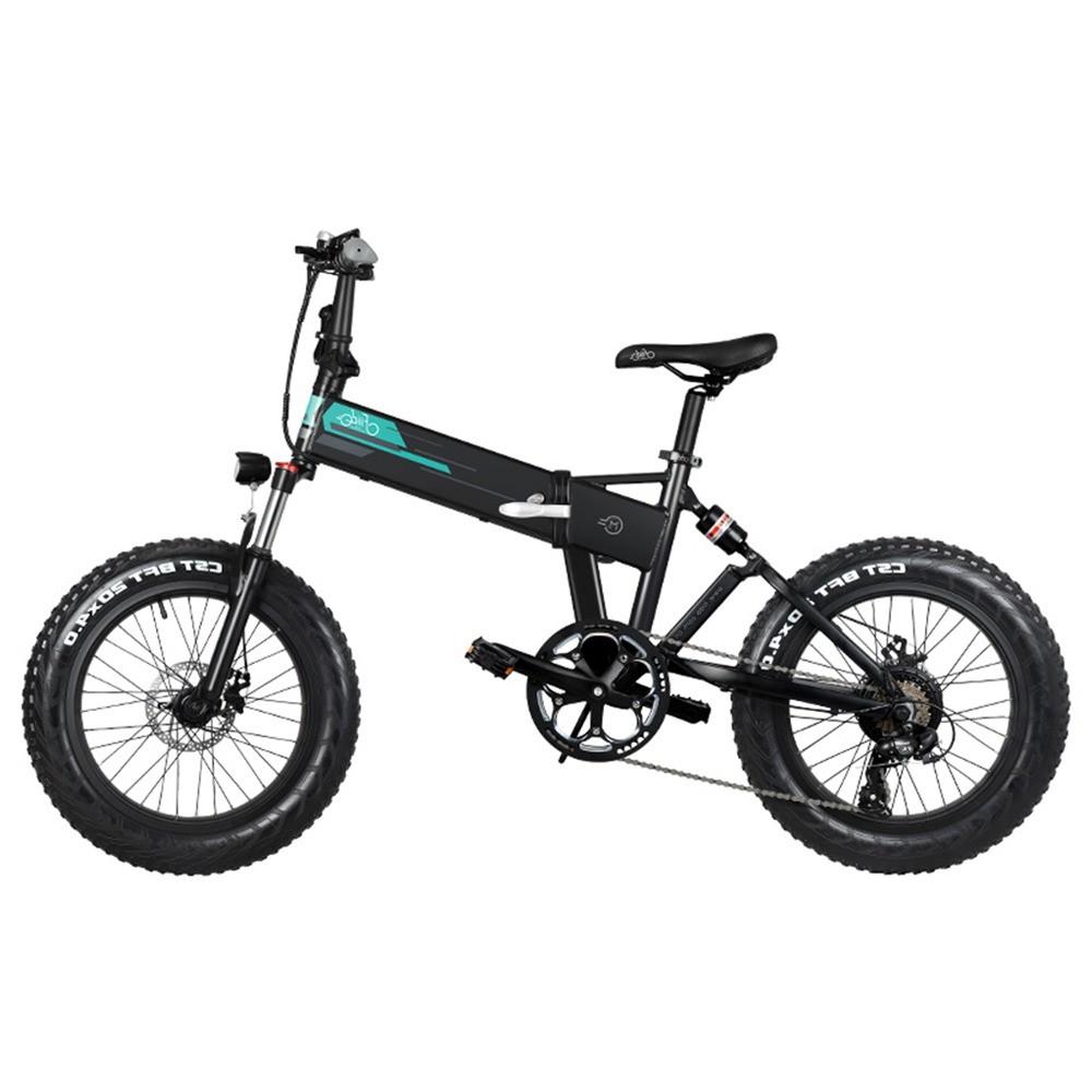 FIIDO M1 Foldable Electric Mountain Bike - 12.5Ah Lithium Battery
