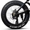 FIIDO M1 Foldable Electric Mountain Bike - 12.5Ah Lithium Battery